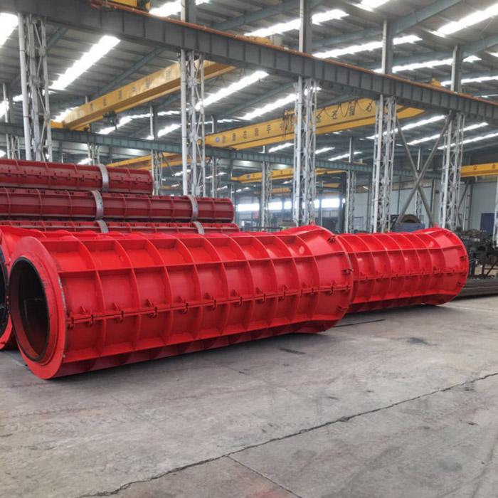 质量硬的水泥制管机械推荐 水泥管模具厂家