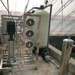 陕西农村纯净水设备
