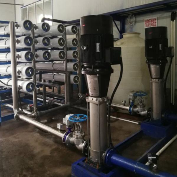 RO水处理厂家:RO反渗透膜要是被污染该怎么解决?