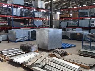 風機產品倉庫