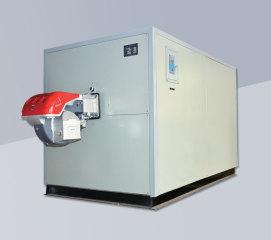 大型常壓臥式燃油(氣)熱水鍋爐