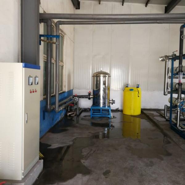 江苏双级反渗透设备厂家:反渗透膜的清洗步骤