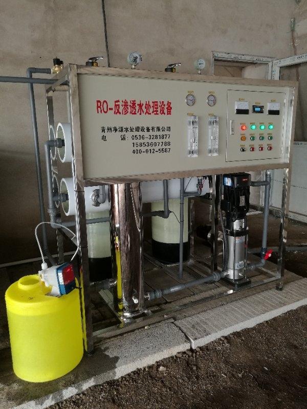 湖北高纯水设备和纯水设备有什么区别