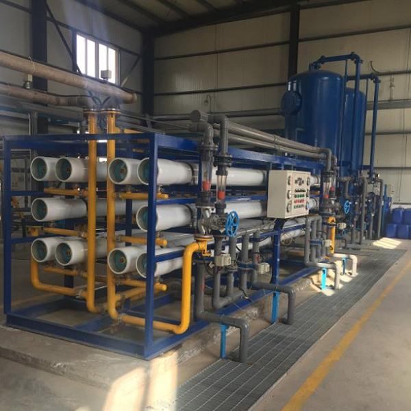 山东软化水处理设备厂家分析纯净水和软化水的区别
