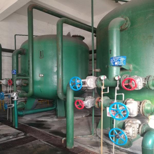 天津软化水处理设备生产线:设备的组成结构和控制方式