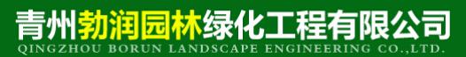 青州勃润园林绿化工程有限公司