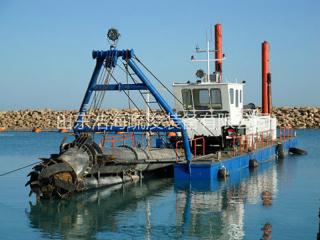 马来西亚HID4016P绞吸式挖泥船