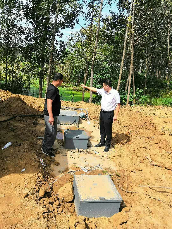 陕西乡镇污水处理设备的困难与解决思路