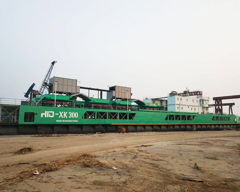 广东射吸式挖泥船的设计技巧