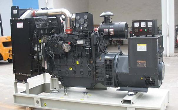 上柴50KW发电机组