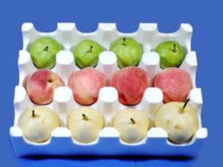 水果泡沫箱实物图