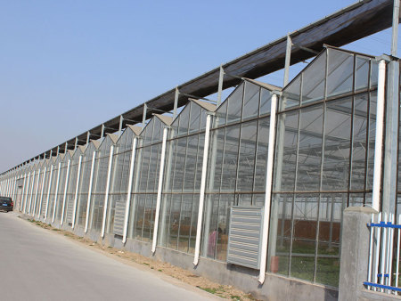 辽宁玻璃温室