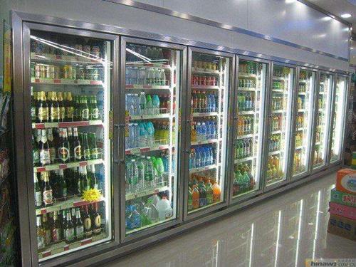饮料冷藏展示柜