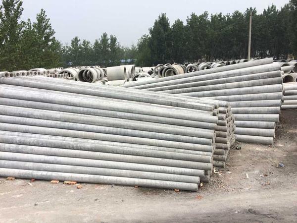 水泥电线杆的发展历程