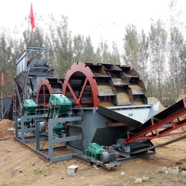 山东制沙机械型号