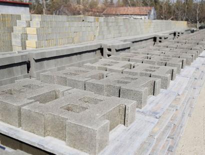 水工联锁护坡砖