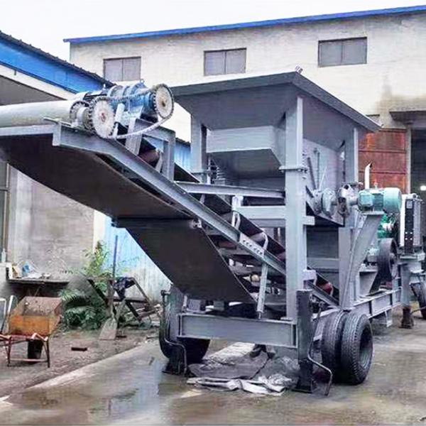 广西绞龙式洗沙机生产厂家