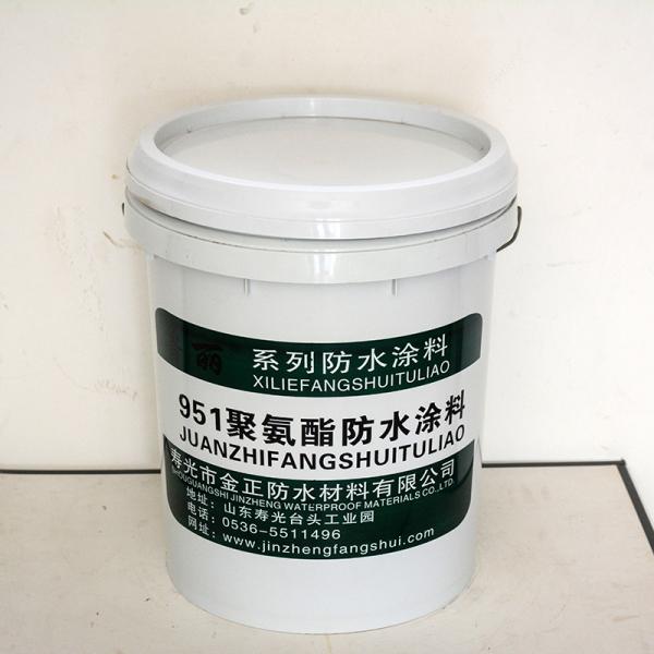 新疆水性聚氨酯防水涂料生产过程及正确的施工方法