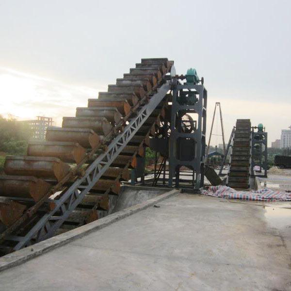 链斗式海砂淡化设备