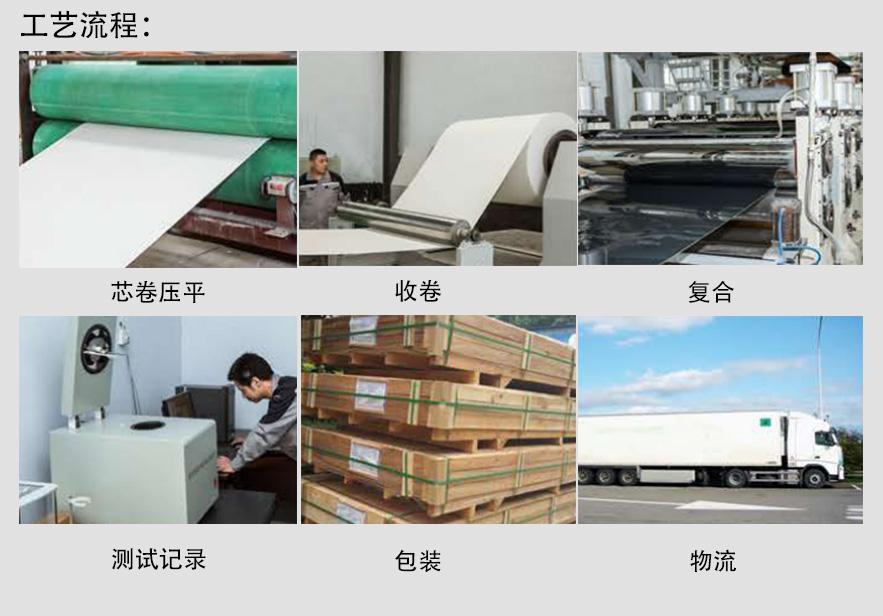 山东装饰铝塑板工艺流程