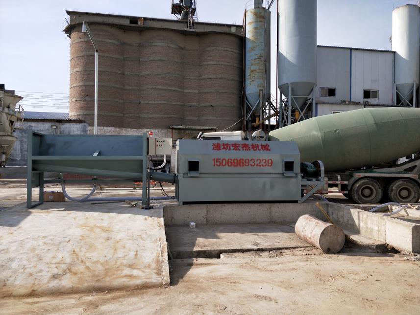 哪里能买到报价合理的混凝土砂石分离机_混凝土砂石分离机型号
