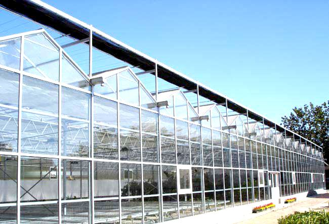 江西连栋温室工程-连栋温室专业建设厂家