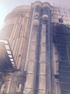 新榕元大酒店观光电梯