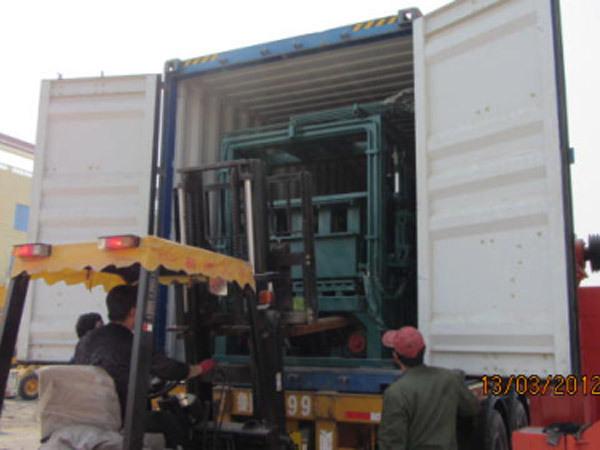 方形水泥管模具设备供应商