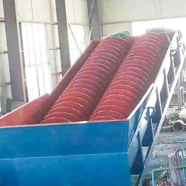 杭州螺旋式洗沙机