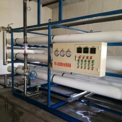 桶装水处理设备工程案例