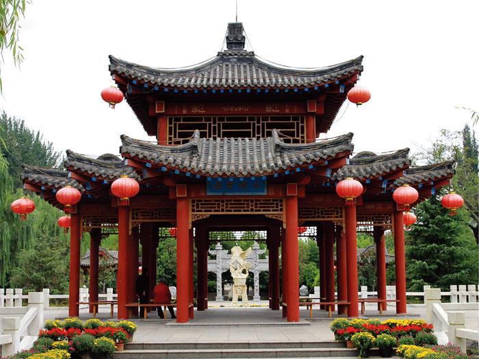 青州骏腾古建筑景观工程有限公司