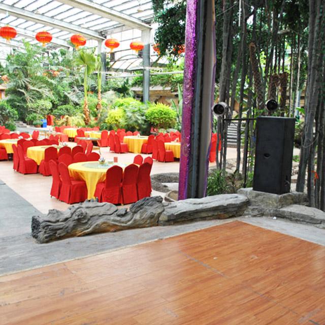 安徽生态智能餐厅设计