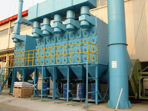 西安工业除臭处理公司