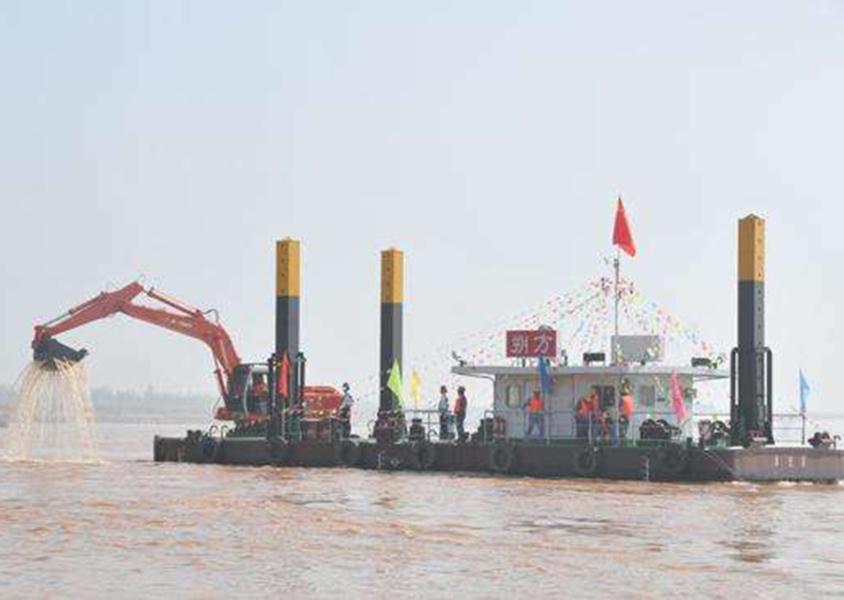 广东清淤船