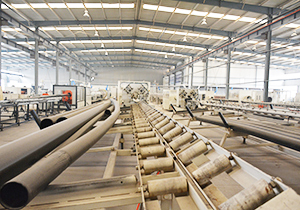 钢丝网骨架聚乙烯管供应商