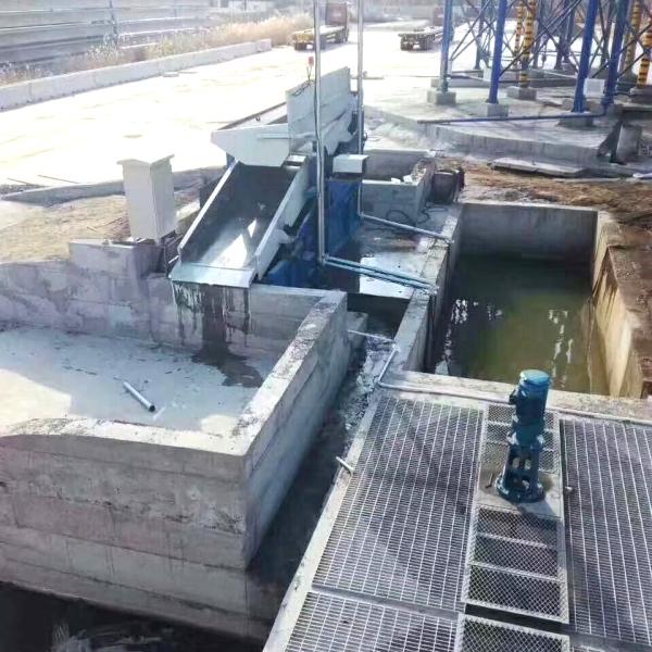 广西污水回收设备的组成