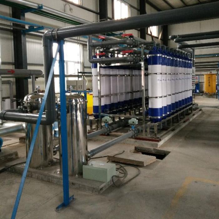小型反渗透设备厂家:设备工艺流程和工艺流程
