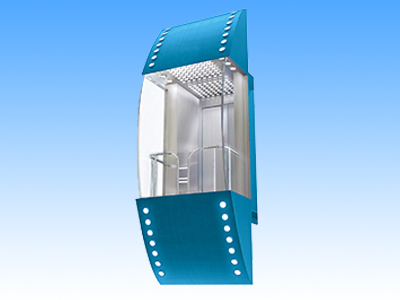 梯形观光电梯