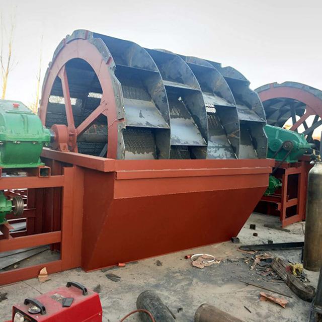 山东洗砂机械 价格优惠的洗沙设备哪里有卖