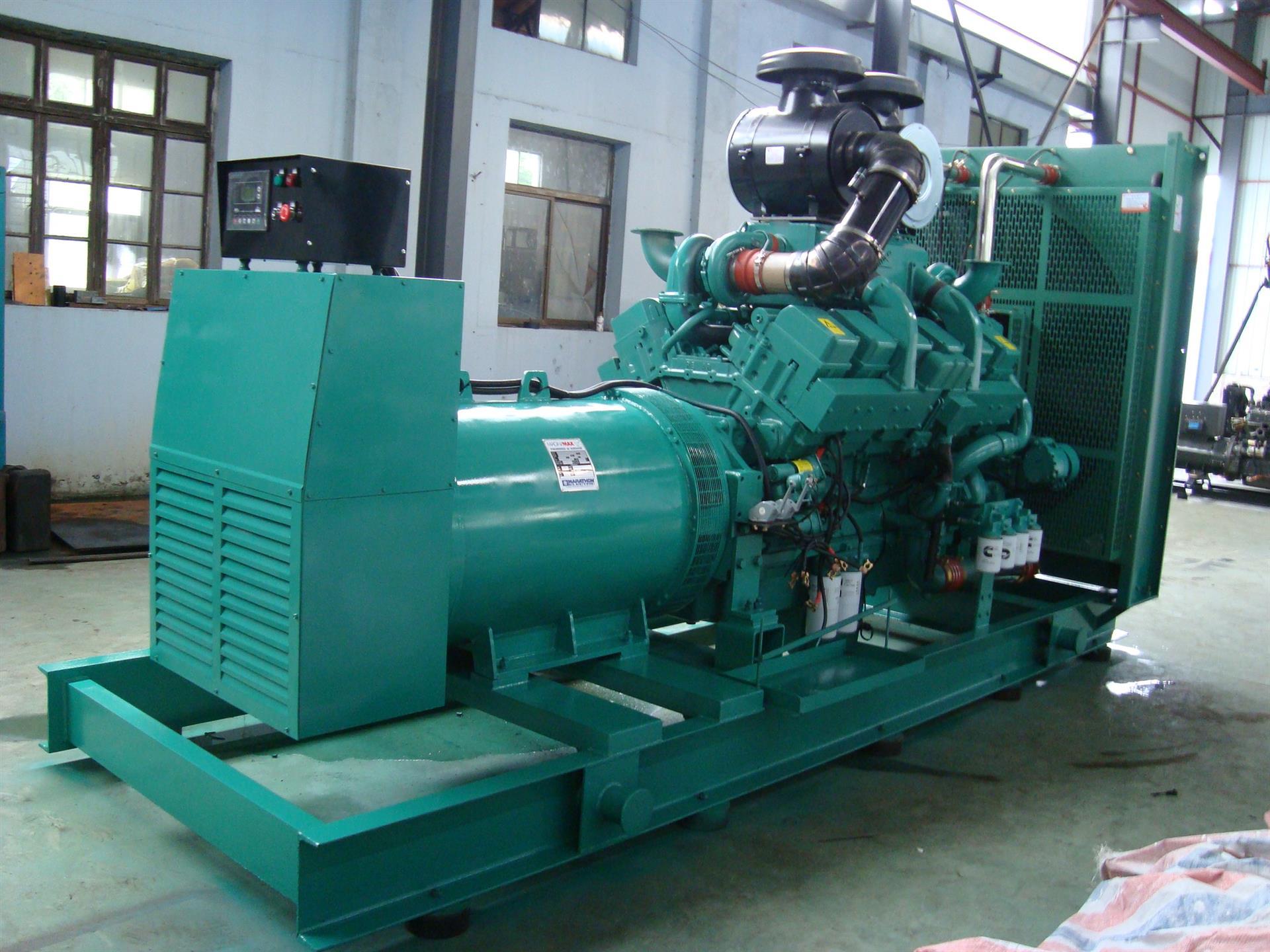 潍坊100kw柴油发电机组报价与耗油成本怎么算