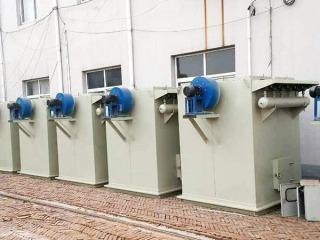 单机除尘器环保设备