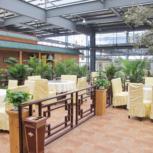 生态餐厅建设的方法