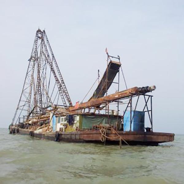 江西抽沙船