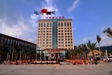 万佳东方国际大酒店中央热水系统