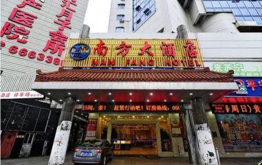 福建莆田南方大酒店中央热水系统
