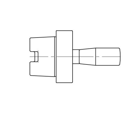 HSK主轴-传动建检具