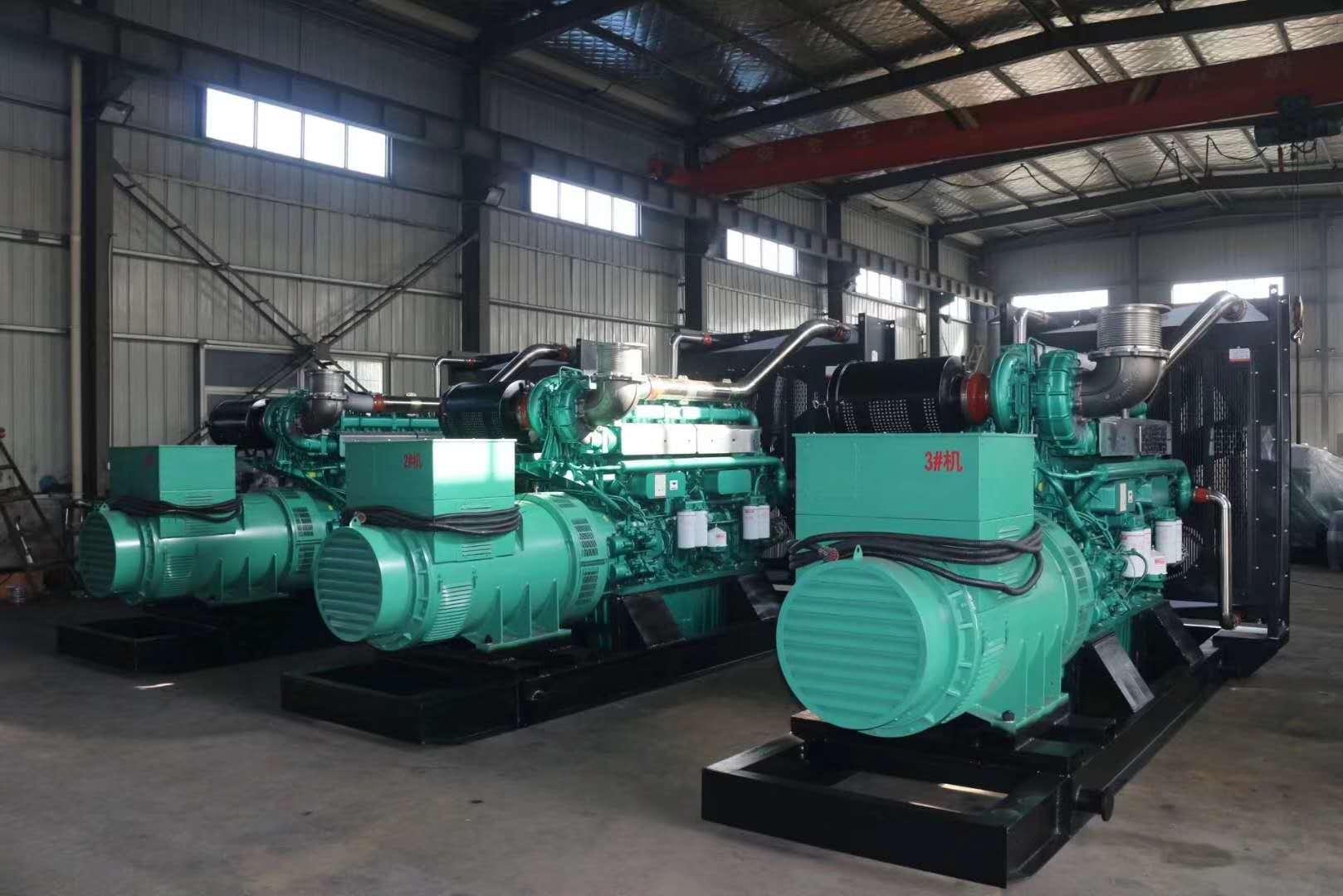 选购山东50KW发电机组注意事项及保养方法