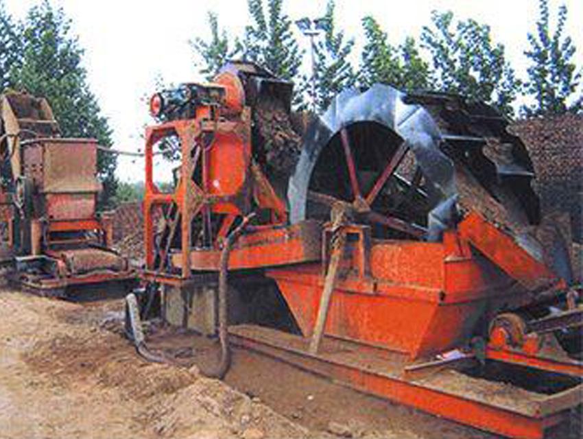 陕西旱筛砂机设计供应商