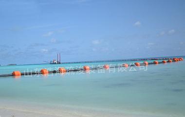 马尔代夫机场HID绞吸挖泥船4条