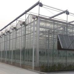 智能温室生产